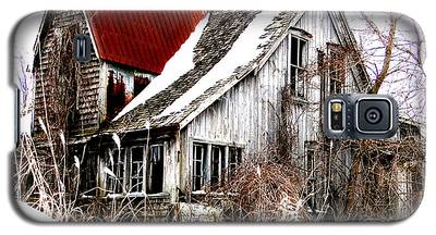 Terrance Laird Farm House Thedford Galaxy S5 Case
