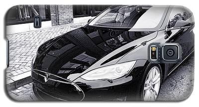 Tesla Model S Galaxy S5 Case