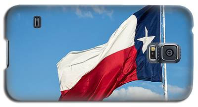 State Flag Of Texas Galaxy S5 Case