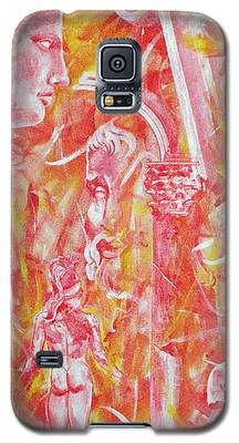 The Art Of Sculptures Galaxy S5 Case