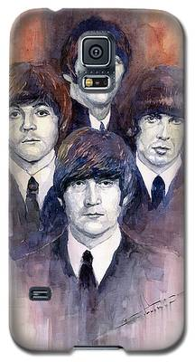 Beatles Galaxy S5 Cases