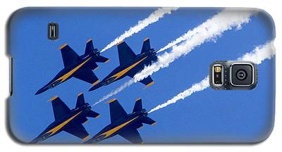 The Blue Angels In Action 2 Galaxy S5 Case