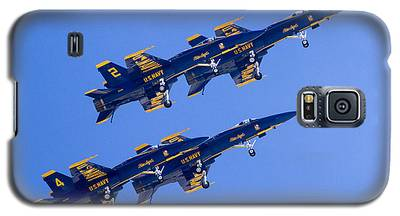 The Blue Angels In Action 3 Galaxy S5 Case