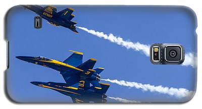 The Blue Angels In Action 5 Galaxy S5 Case