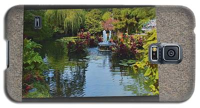 The Butchart Gardens - Photos By Lawrence Christopher Galaxy S5 Case