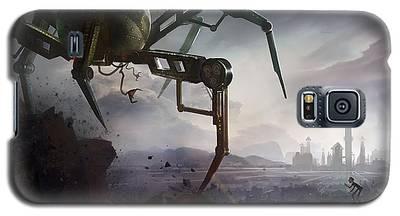 Spider Galaxy S5 Cases