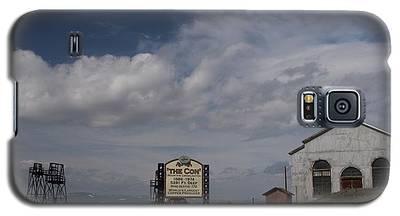 The Con In Butte Montana Galaxy S5 Case
