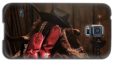 The Cowgirl Rest Galaxy S5 Case