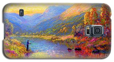 Salmon Galaxy S5 Cases