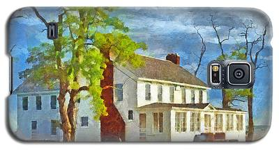 The Former Sleeping Bear Inn / Glen Haven Michigan Galaxy S5 Case