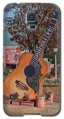 The Grand Ole Opry Galaxy S5 Case