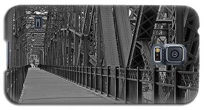 The Hot Metal Bridge In Pittsburgh Galaxy S5 Case