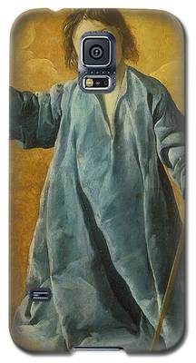 The Infant Christ Galaxy S5 Case