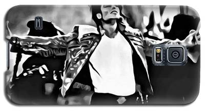 The King Of Pop Galaxy S5 Case
