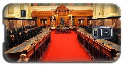 The Legislature Victoria Bc Galaxy S5 Case