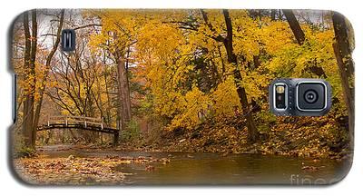 The Little Bridge Over Valley Creek Galaxy S5 Case