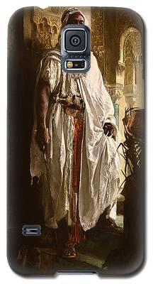The Moorish Chief Galaxy S5 Case