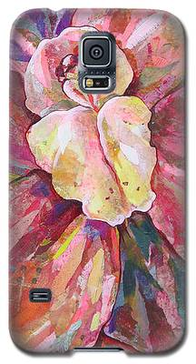 Orchids Galaxy S5 Cases