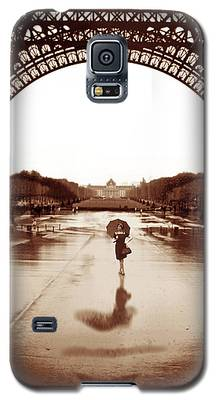The Other Face Of Paris Galaxy S5 Case