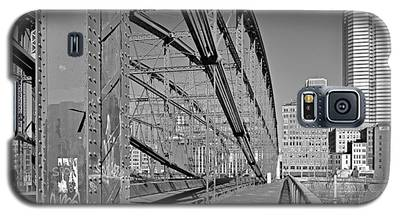 The Smithfield Street Bridge Trusses And Ironwork. Galaxy S5 Case
