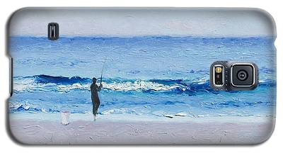 The Surf Fisherman Galaxy S5 Case