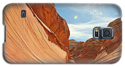 The Wave Rock #1 Galaxy S5 Case