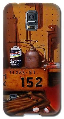 The Workshop Galaxy S5 Case