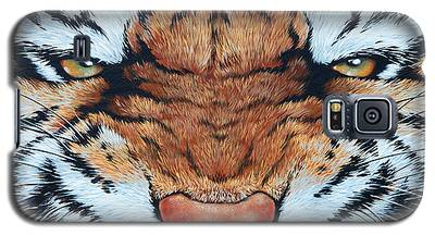 Tiger Eyes Galaxy S5 Case