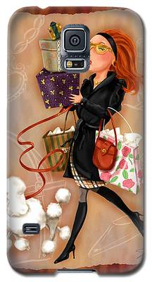 Time To Shop 4 Galaxy S5 Case