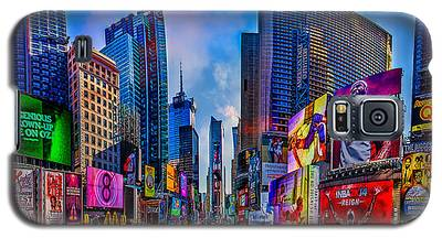Times Square Galaxy S5 Case