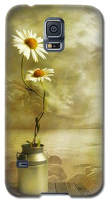 Daisies Galaxy S5 Cases