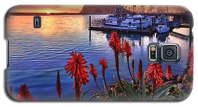 Tranquil Harbor Galaxy S5 Case