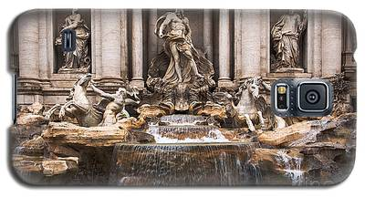 Trevi Fountain Galaxy S5 Case
