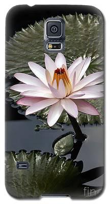 Tropical Floral Elegance Galaxy S5 Case