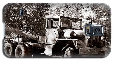 Trucking Galaxy S5 Case