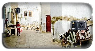 Tunisian Girl Galaxy S5 Case