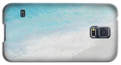 Turquoise Ocean 4 Galaxy S5 Case