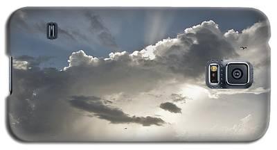 Tybee Sunrise Galaxy S5 Case