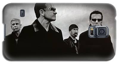 U2 Galaxy S5 Cases