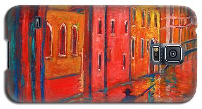 Venice Impression Viii Galaxy S5 Case