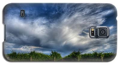 Vineyard Storm Galaxy S5 Case