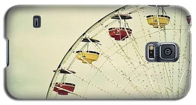 Vintage Ferris Wheel Galaxy S5 Case
