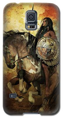 Warrior Galaxy S5 Case