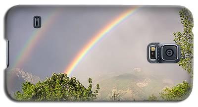 Wasatch Rainbow Galaxy S5 Case