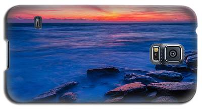 Washington Oaks Twilight Galaxy S5 Case