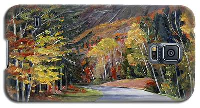 Waterville Road New Hampshire Galaxy S5 Case