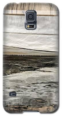 Wavy Reflections Galaxy S5 Case