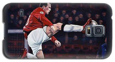 Wayne Rooney Galaxy S5 Cases