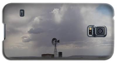 Western Windmill Galaxy S5 Case