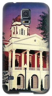 White County Courthouse Galaxy S5 Case